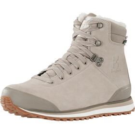 Haglöfs Grevbo Proof Eco Shoes Women Limestone